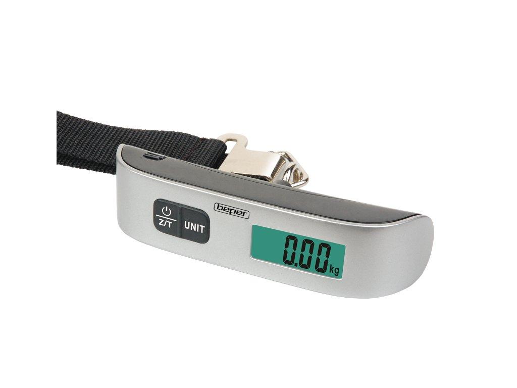 BEPER 90126 Cestovní elektronická váha na zavazadla