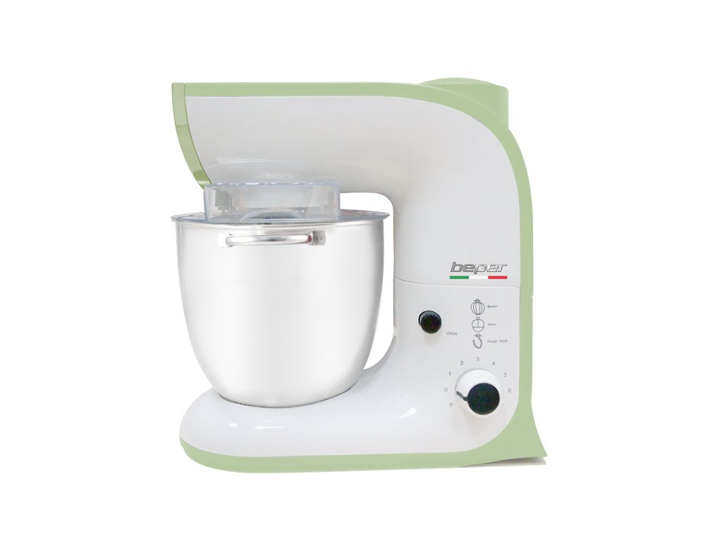 BEPER 90702-V kuchyňský robot Verde (1200W)