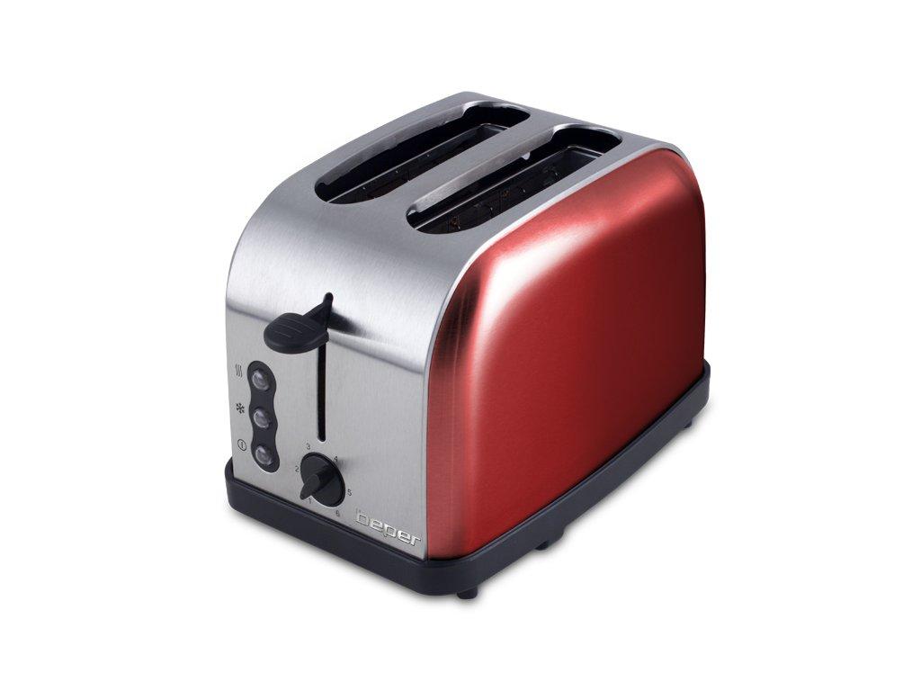 BEPER 90850 nerezový toastovač/topinkovač 900W