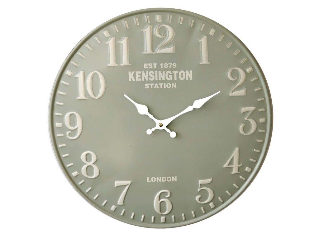 Retro analogové nástěnné hodiny 40 cm, Balance 596069