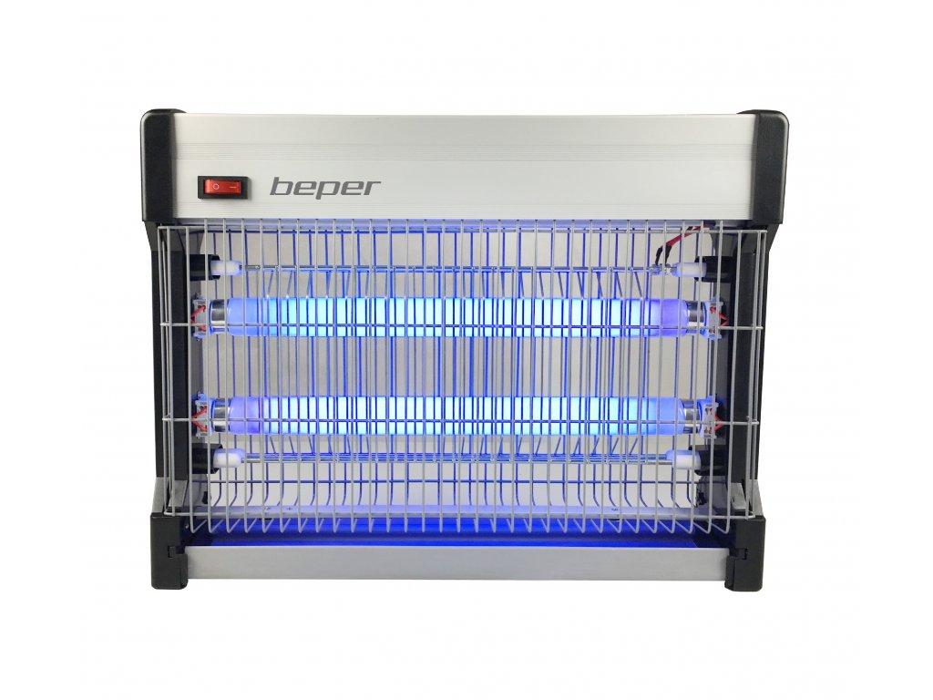 BEPER VE700 lapač hmyzu elektrický, 80m2, 2xUV-A zářivka