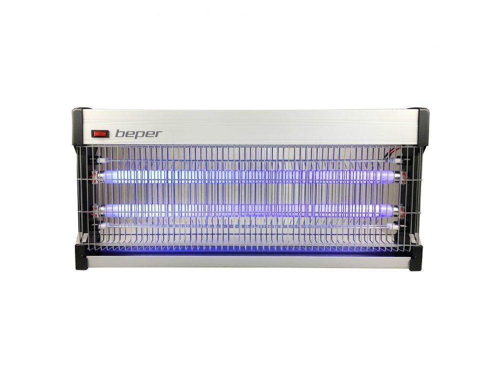 BEPER VE702 lapač hmyzu elektrický, 150m2, 2xUV-A zářivka
