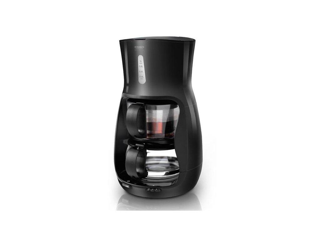 Automatický přístroj na čaj TeeGourmet (1200W, konvice 1l) černý