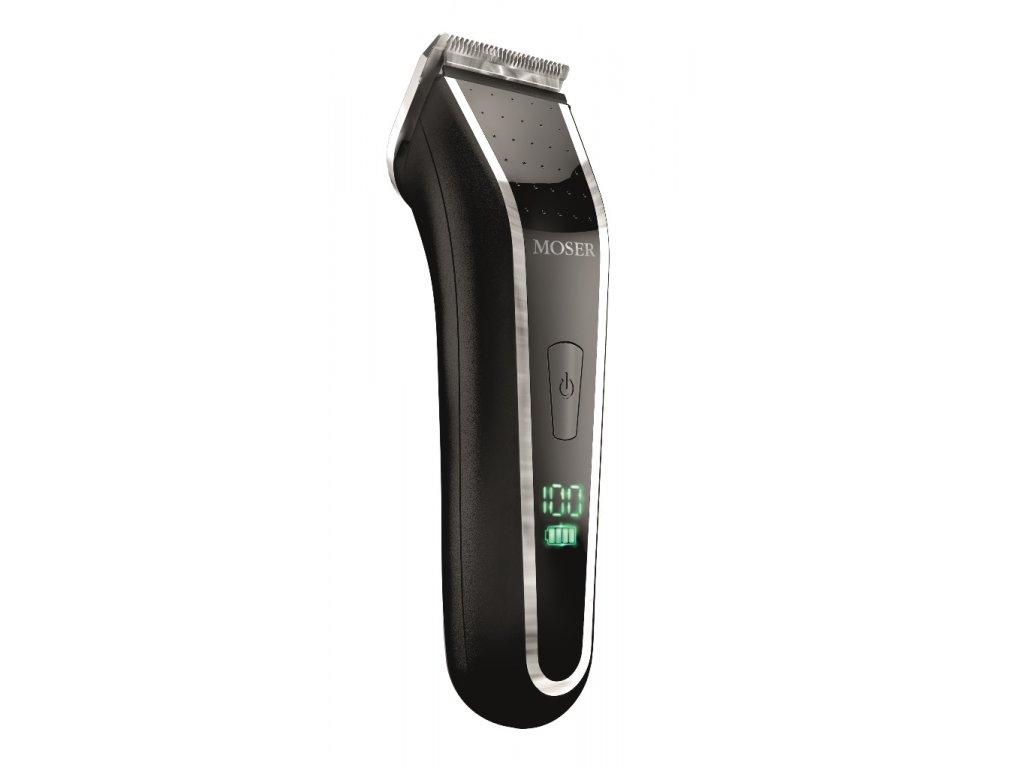 Profesionální zastřihovací kadeřnický strojek na vlasy MOSER 1902-0460 Pro LCD