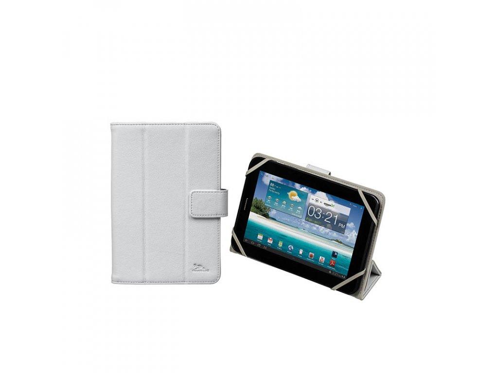 """Riva Case 3112 pouzdro na tablet 7"""", bílé"""
