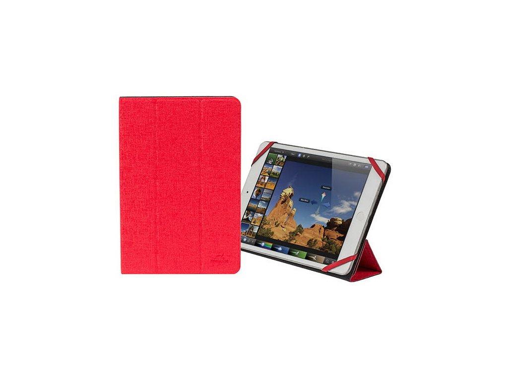 """Riva Case 3122 pouzdro na tablet 7"""", oboustranné, červené/černé"""