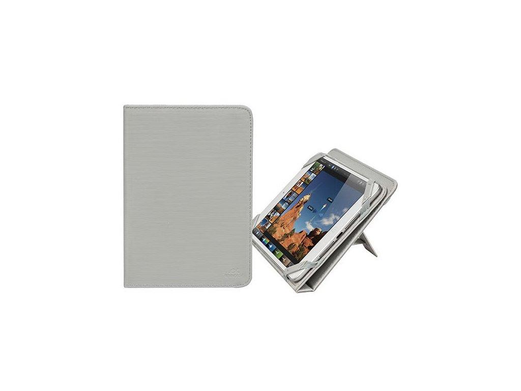 """Riva Case 3204 pouzdro na tablet 8"""", šedé"""