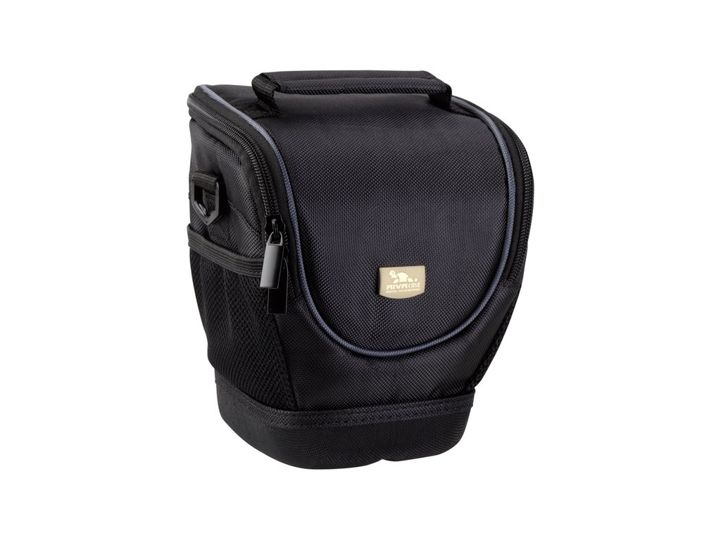 Riva Case 7205-A pouzdro pro zrcadlovky a ultrazoomy, černé