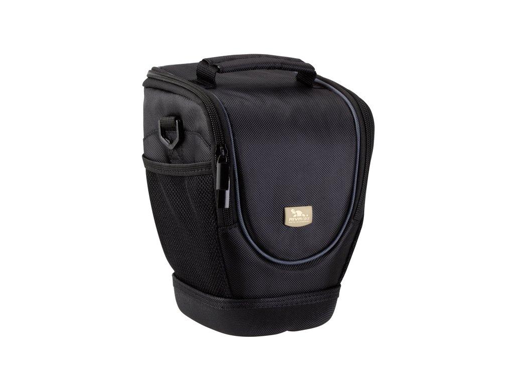 Riva Case 7205-B pouzdro pro zrcadlovky a ultrazoomy, černé