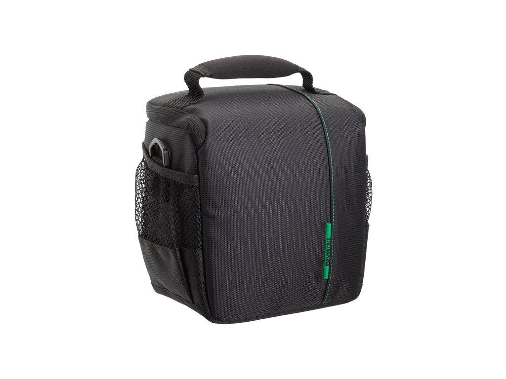 Riva Case 7420 pouzdro pro zrcadlovky a ultrazoomy a příslušenství, černé