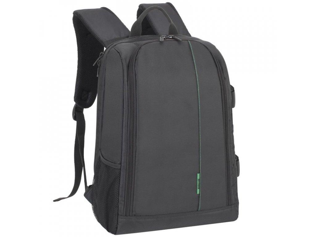 Riva Case 7490 batoh pro zrcadlovky, ultrazoomy a přislušenství, černý