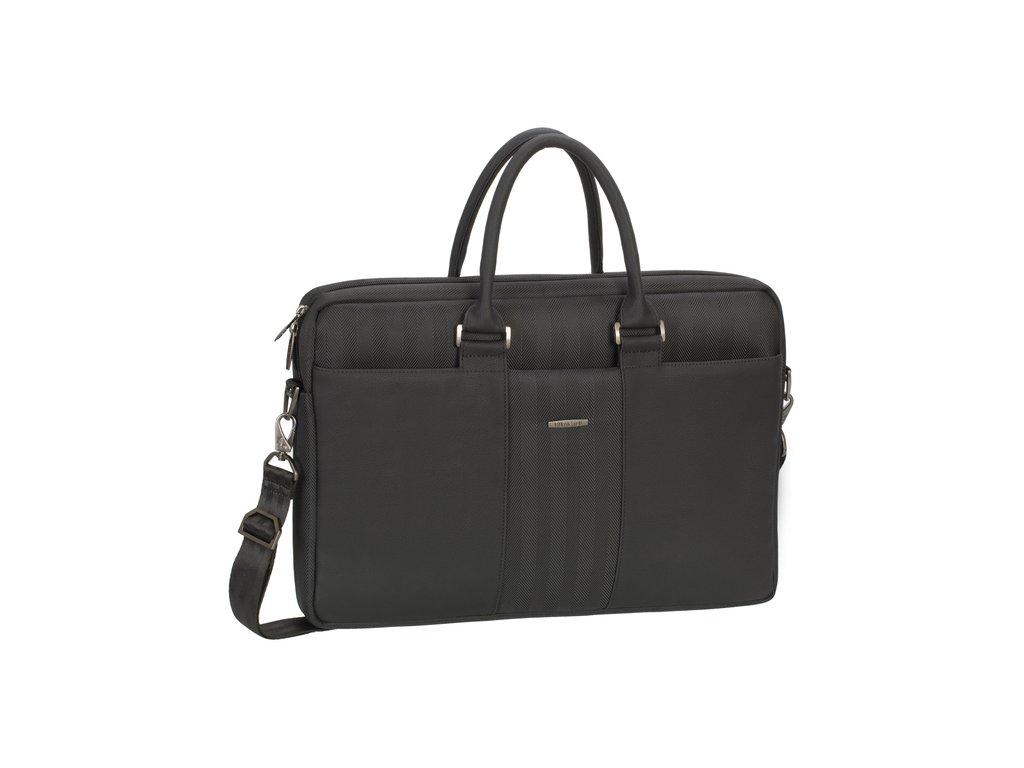 """Riva Case 8135 brašna na notebook business attache 15,6"""" černá"""