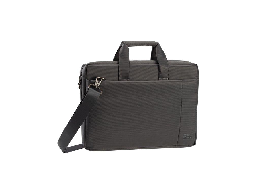 """Riva Case 8231 taška na notebook 15.6"""", šedá"""