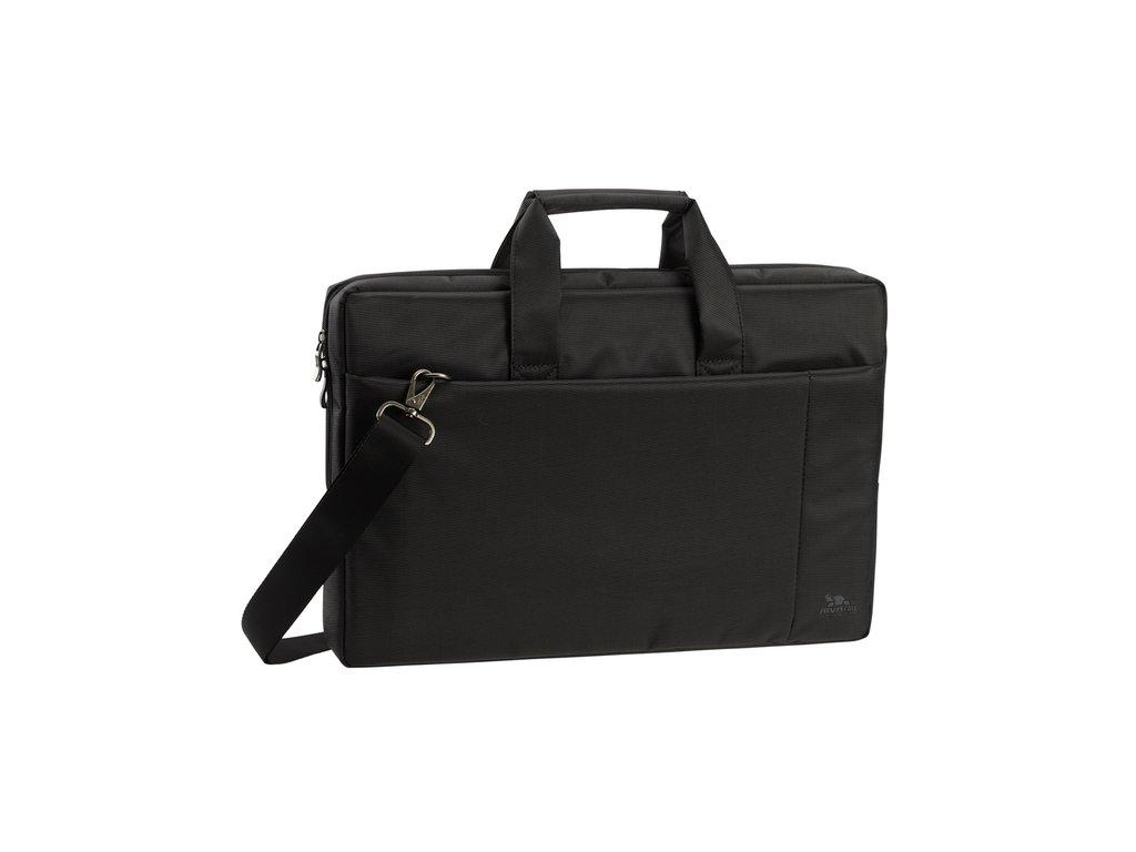 """Riva Case 8251 taška na notebook 17"""", šedá"""