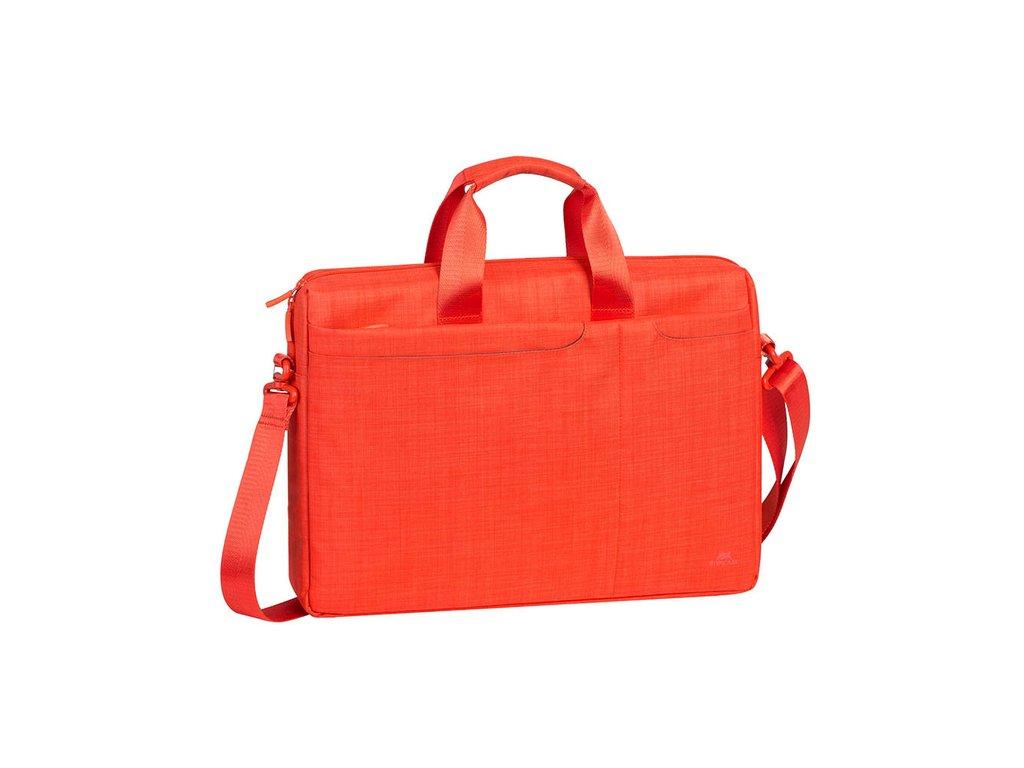 """Riva Case 8335 brašna na notebook 15.6"""", oranžová"""