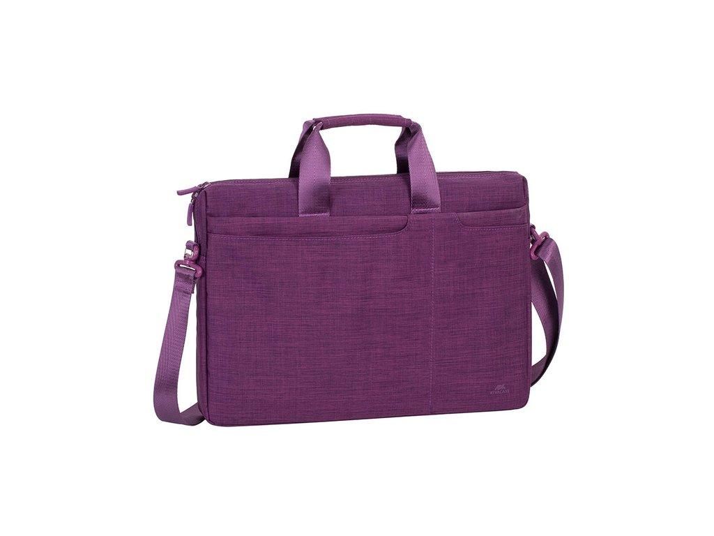 """Riva Case 8335 brašna na notebook 15.6"""", fialová"""