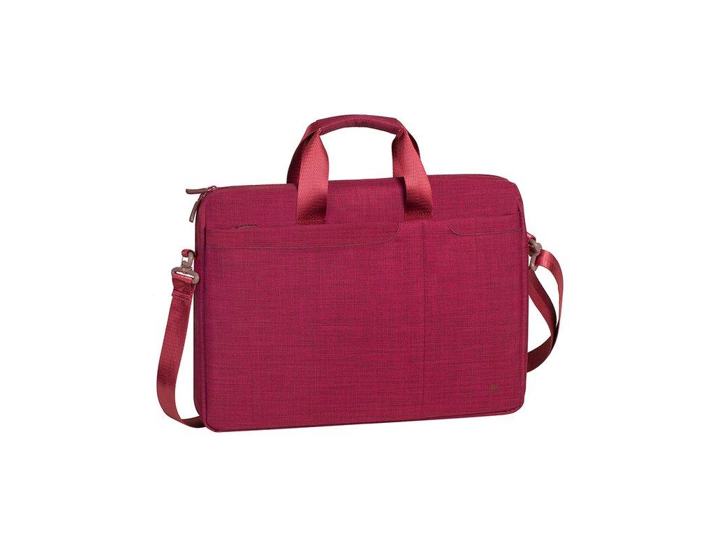"""Riva Case 8335 brašna na notebook 15.6"""", červená"""