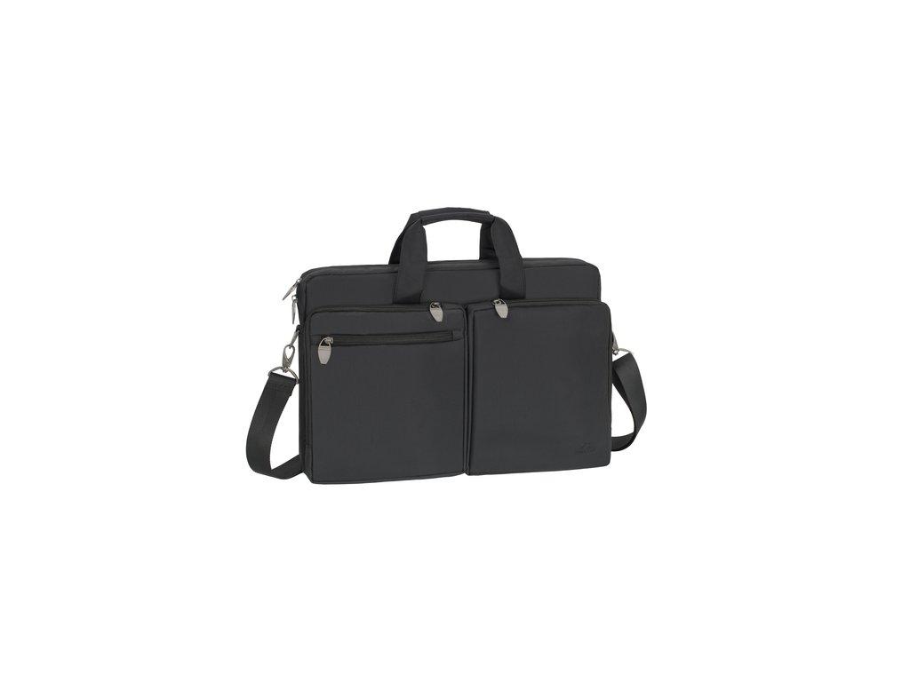 """Riva Case 8550 taška na notebook 17.3"""", černá"""