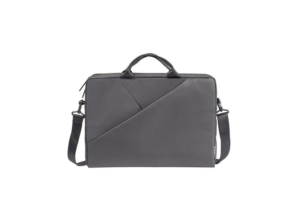 """Riva Case 8730 taška na notebook 15.6"""", šedá"""