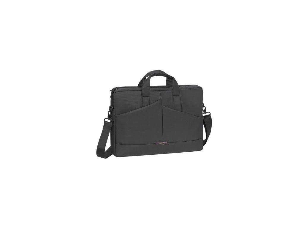 """Riva Case 8731 taška na notebook 15,6"""", šedá"""