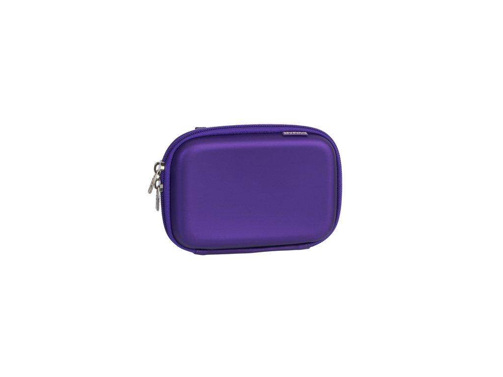 """Riva Case 9101 pouzdro na HDD 2.5"""", fialové"""