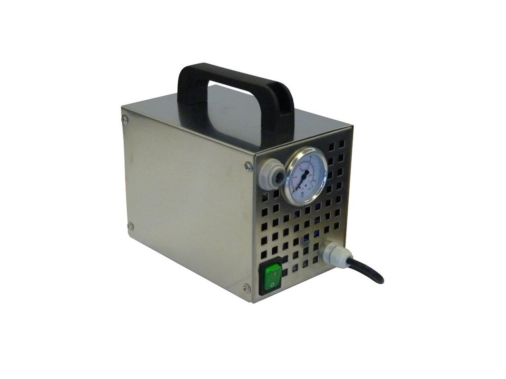 Vzduchový kompresor SINOP s manometrem