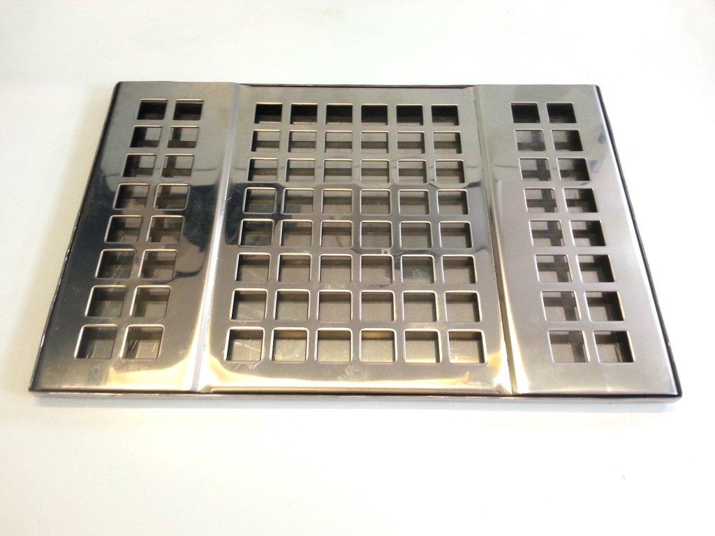 Odkapová miska nerez 220 x 145mm pro výčepní zařízení MK20 PIVRNEC