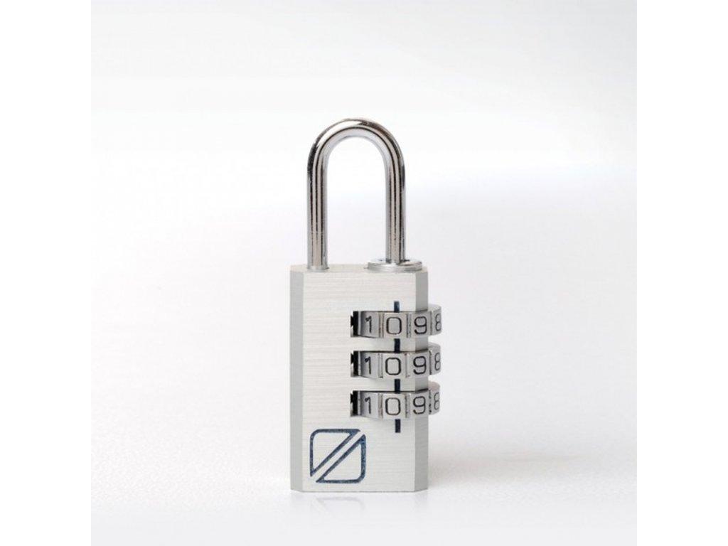 Číslicový 3D zavazadlový zámek TBU-031
