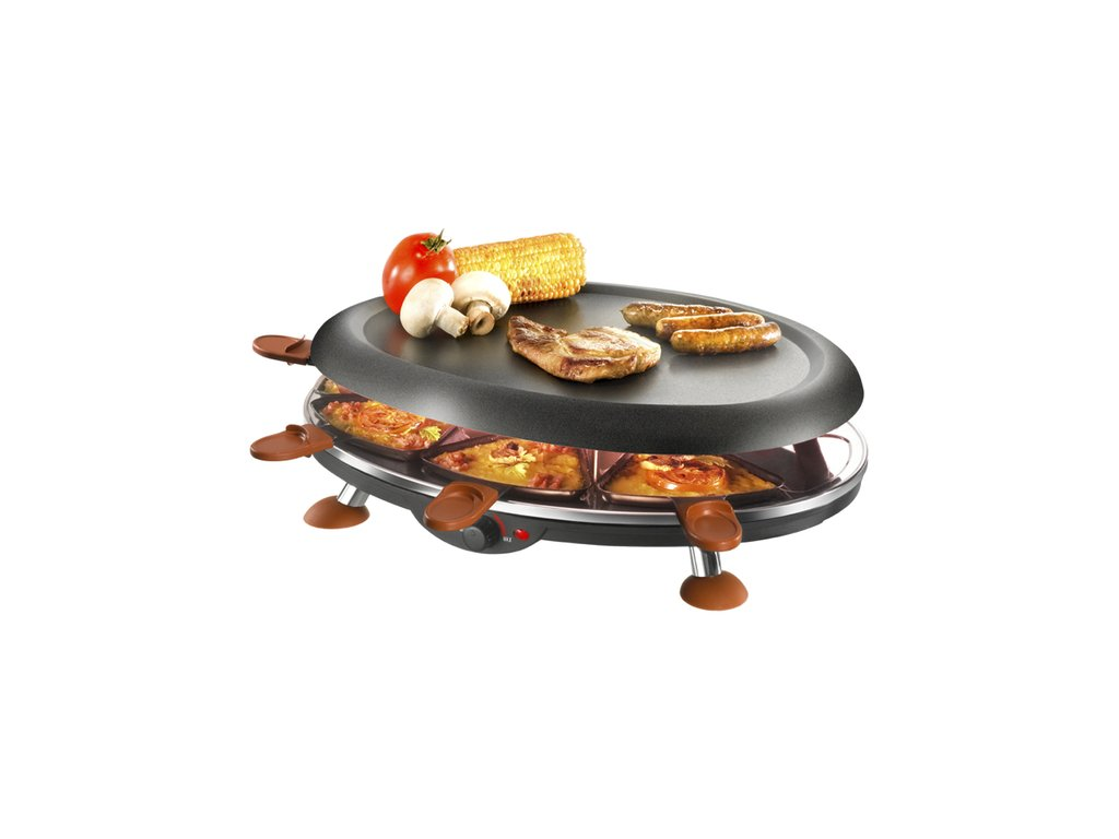 UNOLD 48775 raclette gril pro 8 osob