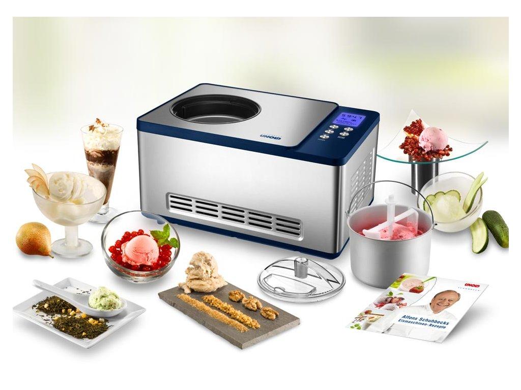 UNOLD 48818 zmrzlinovač Schuhbeck exclusive 1.5l (150W)