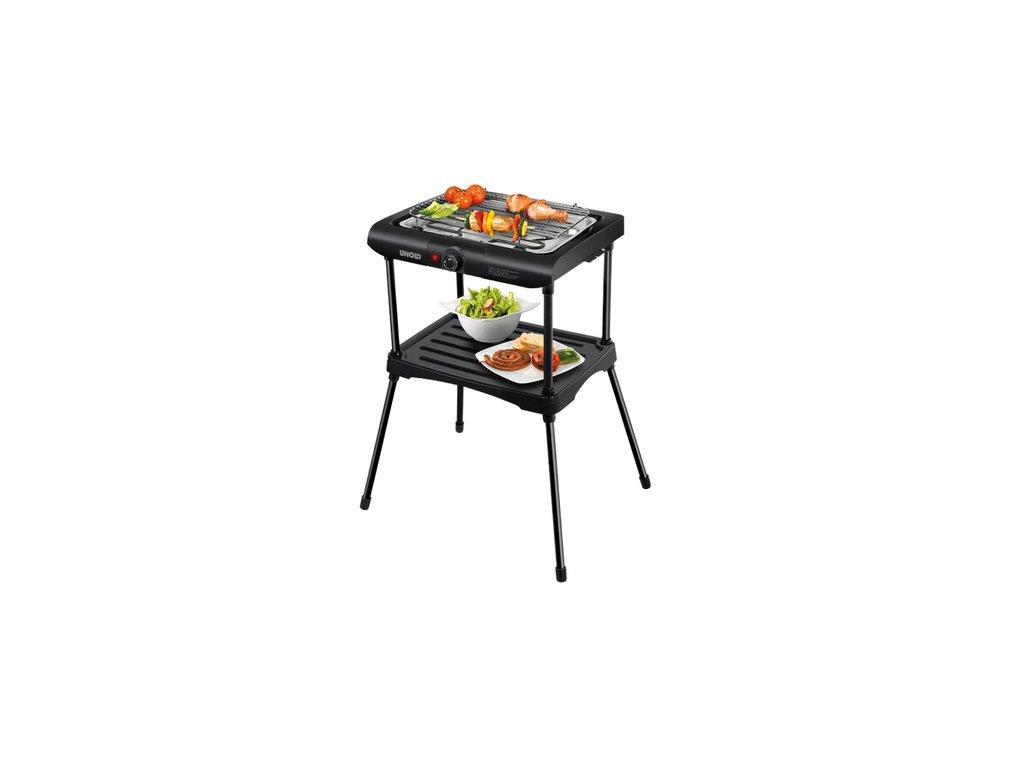 UNOLD 58550 Black Rack barbecue elektrický gril