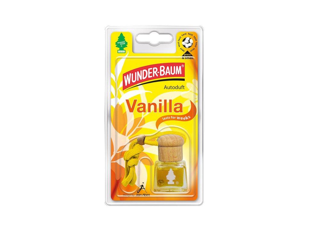 Tekutý osvěžovač Wunder-Baum Vanilka