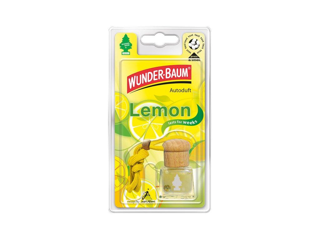 Tekutý osvěžovač Wunder-Baum Citron