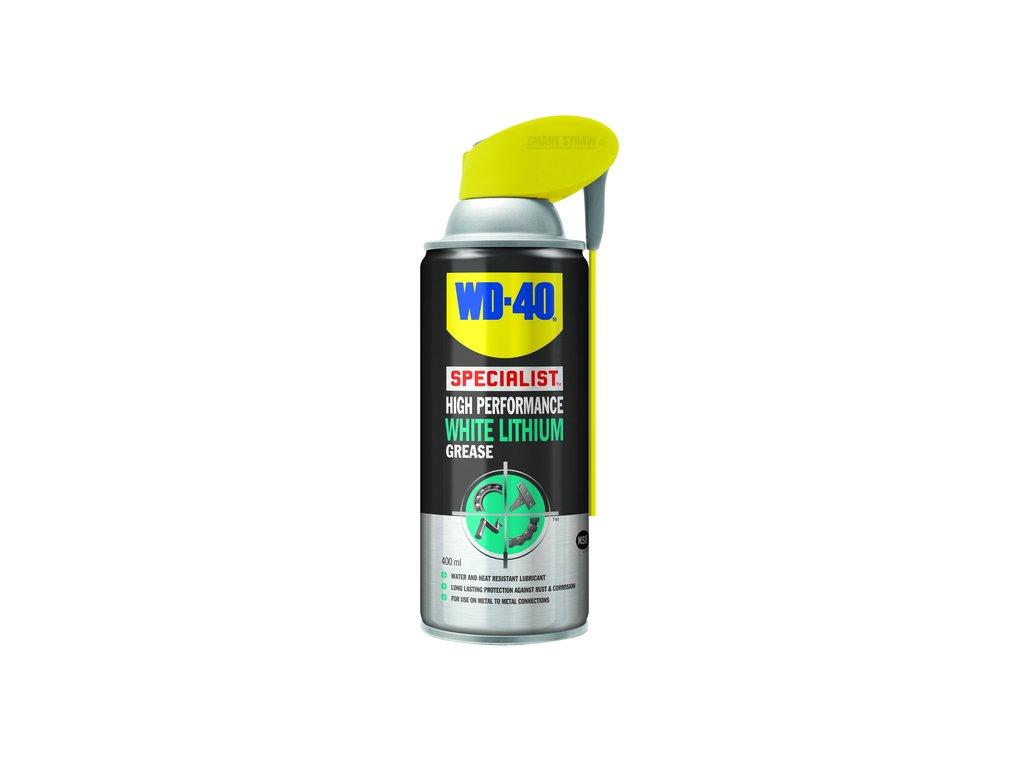 Vysoce účinná bílá lithiová vazelína WD-40 Specialist 400ml