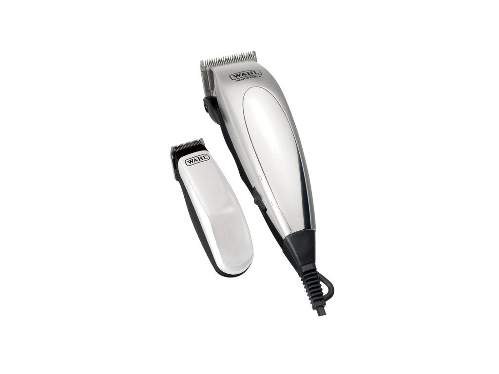 Kabelový zastřihovač vlasů s nástavcem pro všechny střihy DELUXE HOMEPRO