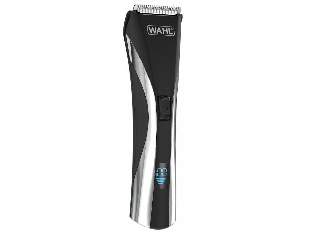 Zastřihovač vlasů a vousů WAHL 9697-1016 Hero 13-ti dílný set, digitální displej, aku+síť