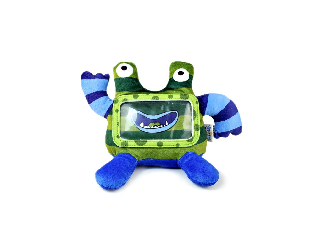 Wise Pet 900001 hračka a obal na telefon Stripy