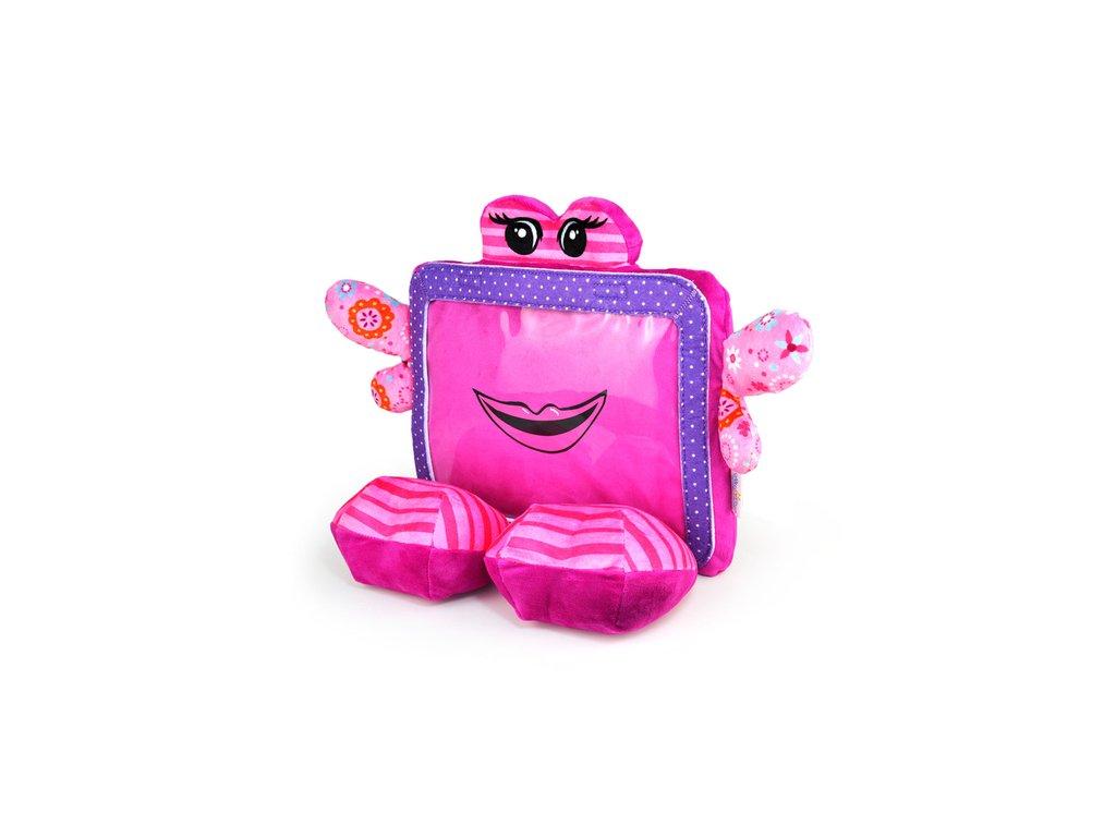 Wise Pet 900005 hračka a obal na tablet Flora