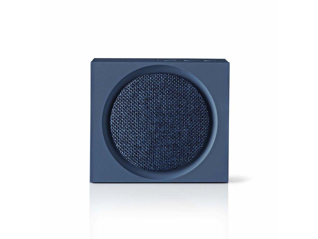 Nedis SPBT2000BU Bluetooth® reproduktor / 9 W / microSD modrá