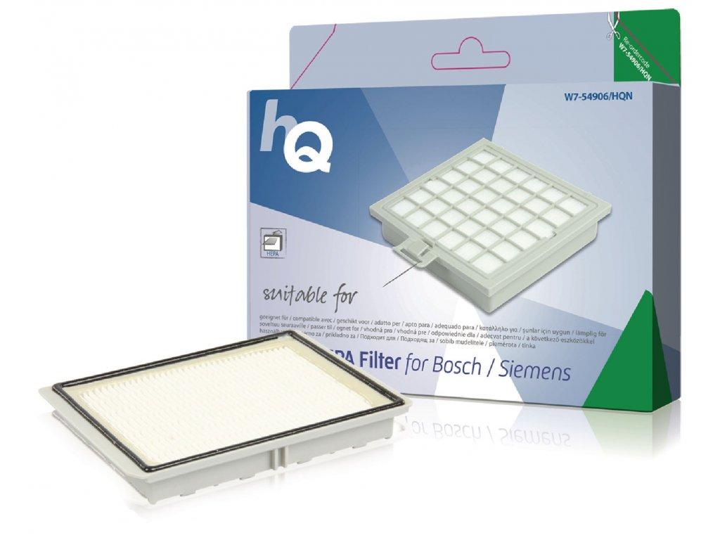 Náhradní aktivní HEPA filtr Bosh/Siemens 263506 (W7-54905-HQ)
