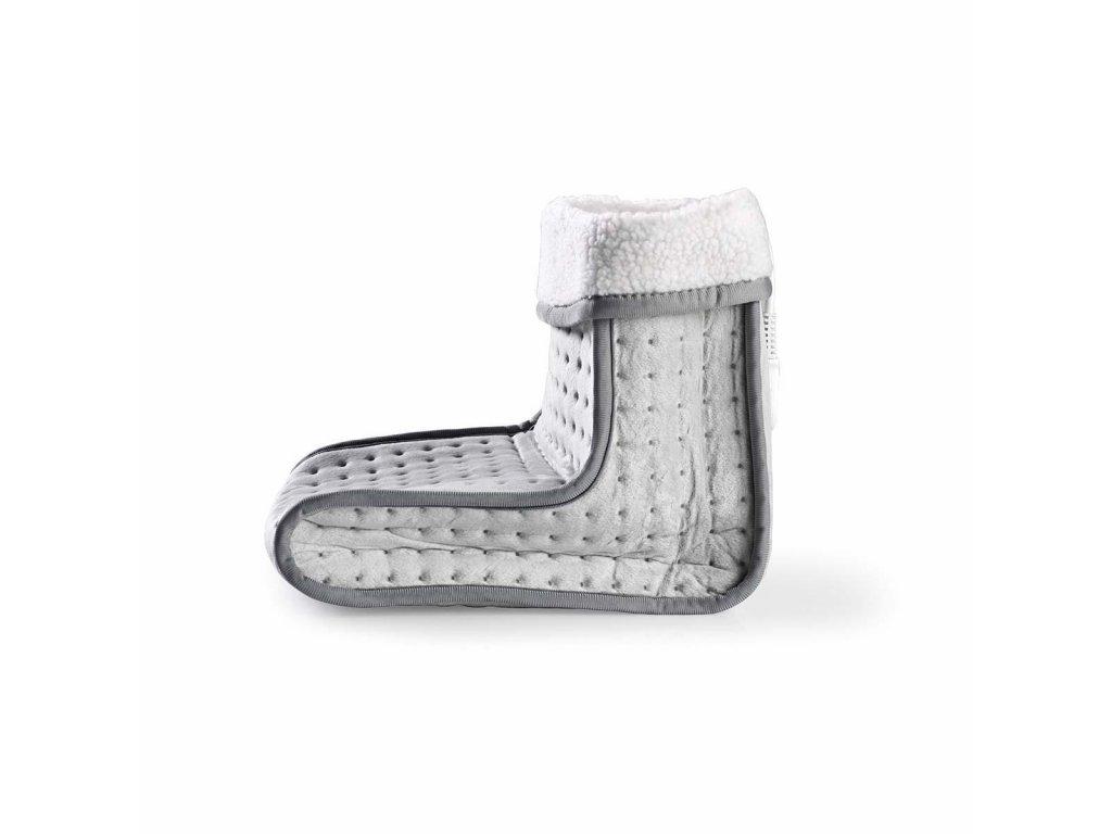 Nedis PEFW110CGY vyhřívaná bota, 6 nastavení teploty, digitální ovládání, ochrana proti přehřátí