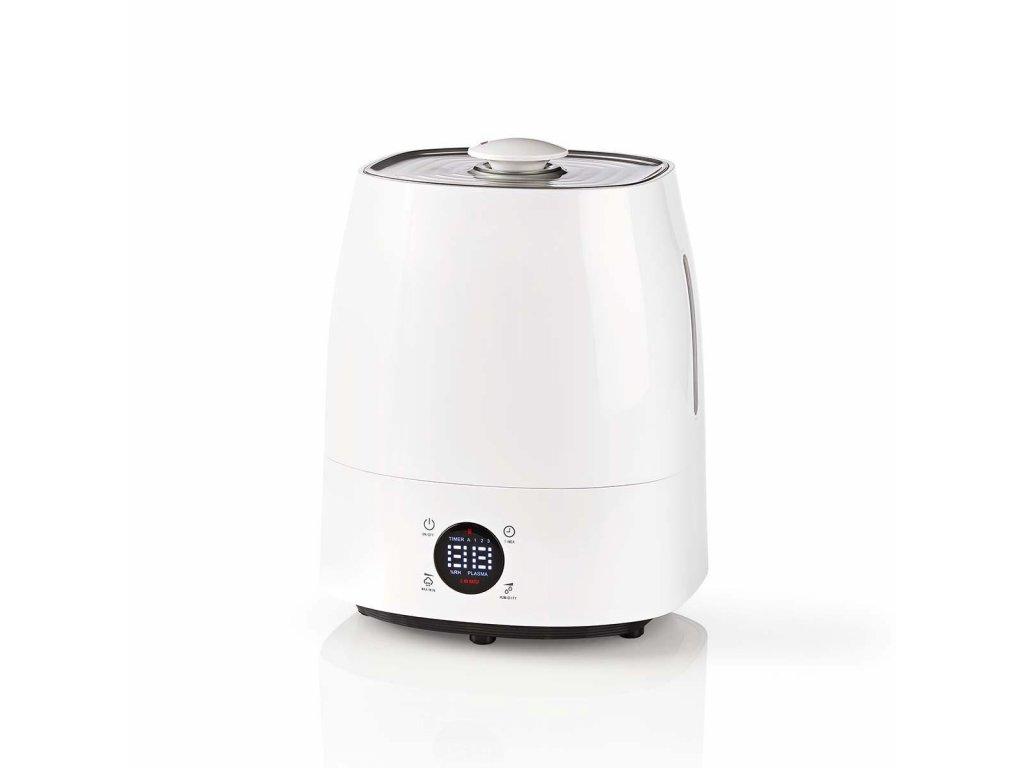 Nedis HUMI120CWT zvlhčovač vzduchu, vlhkoměr, LED displej, časovač, 5.5l