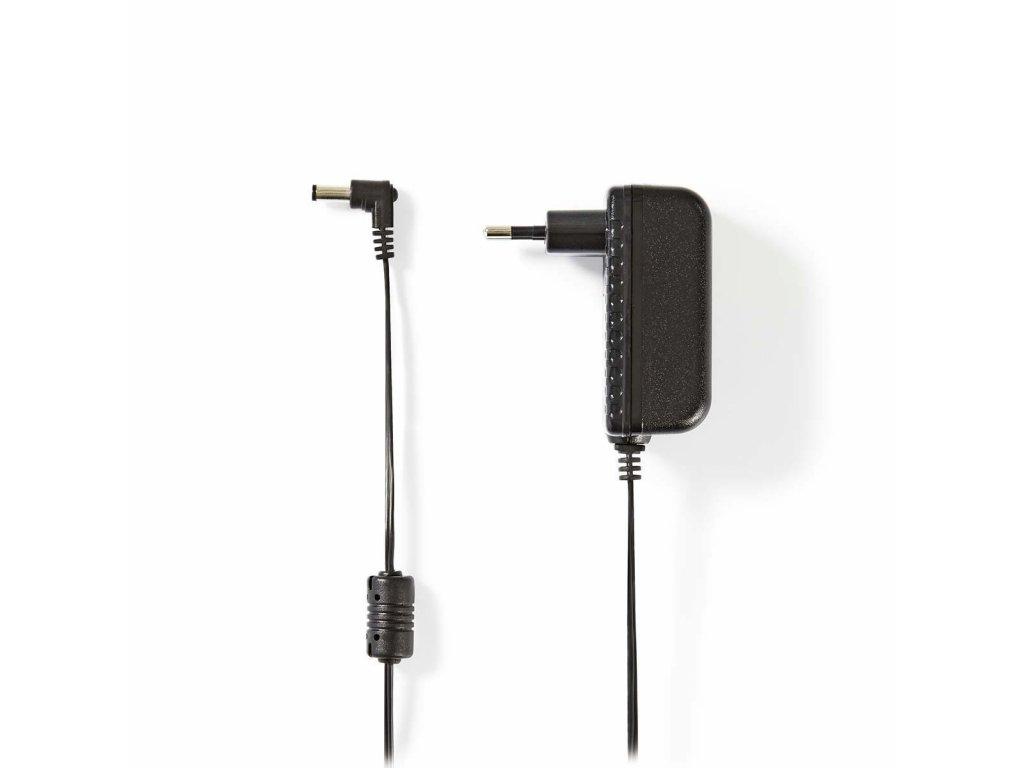 Nedis CCTVPSU10BK napájecí adaptér 100-240V / 12V, 1.2A, konektor 5.5 x 2.1 mm