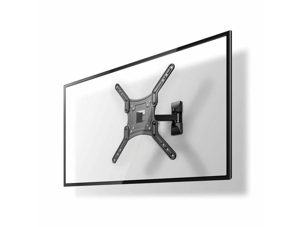 e4dd05cef Nedis TVWM1430BK nástěnný TV držák plně nastavitelný 23 - 55