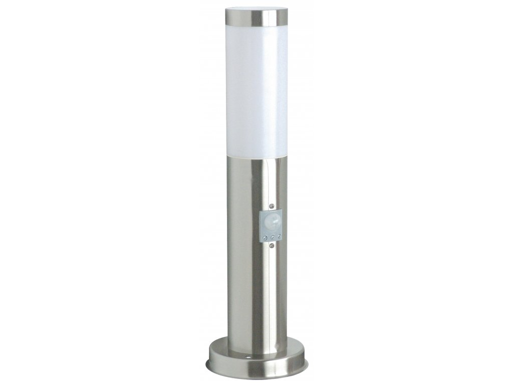 Venkovní sloupové svítidlo E27 PIR Ranex RX1010-45S