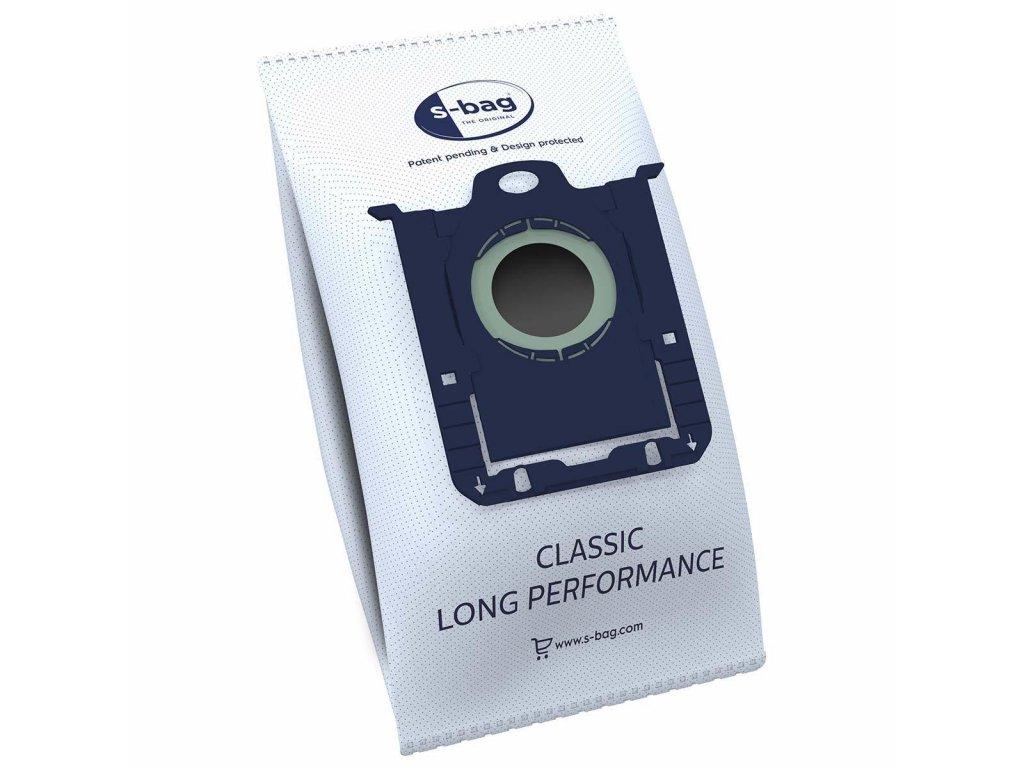 Sáčky Electrolux S-Bag E201SM Classic Long Performance, 12ks