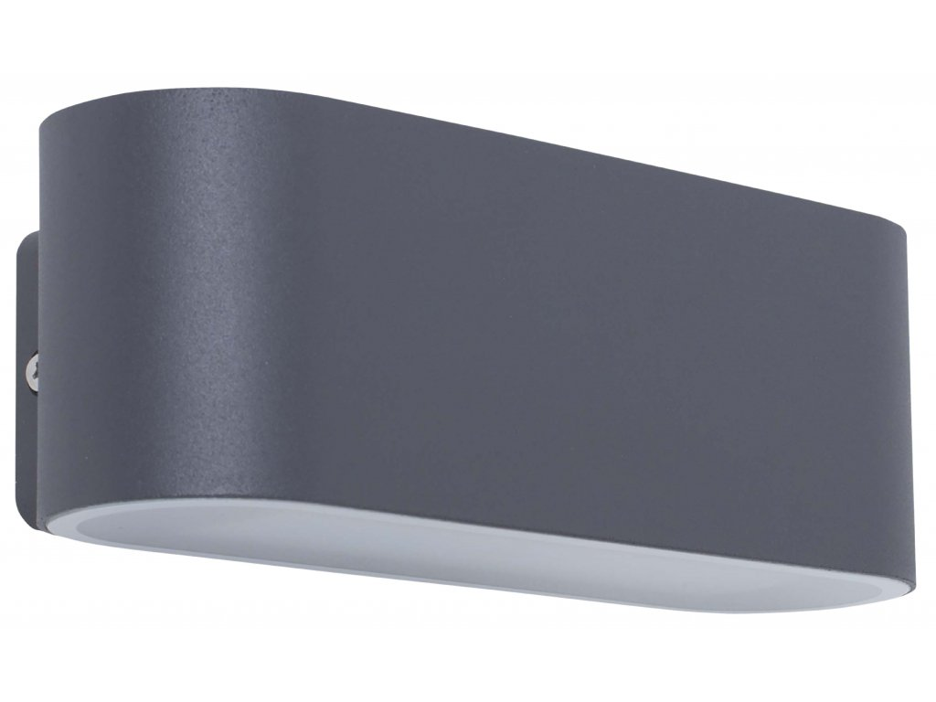 Venkovní nástěnné LED svítidlo 2x 7 W 970 lm Ranex Smartwares Ivan, RA-1002726