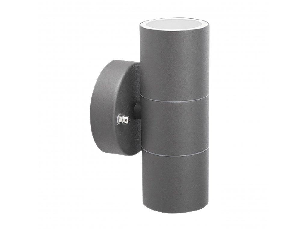 Venkovní nástěnné LED svítidlo 2x 3 W 230 lm Ranex Smartwares GWL-176-HG, RA-1004807