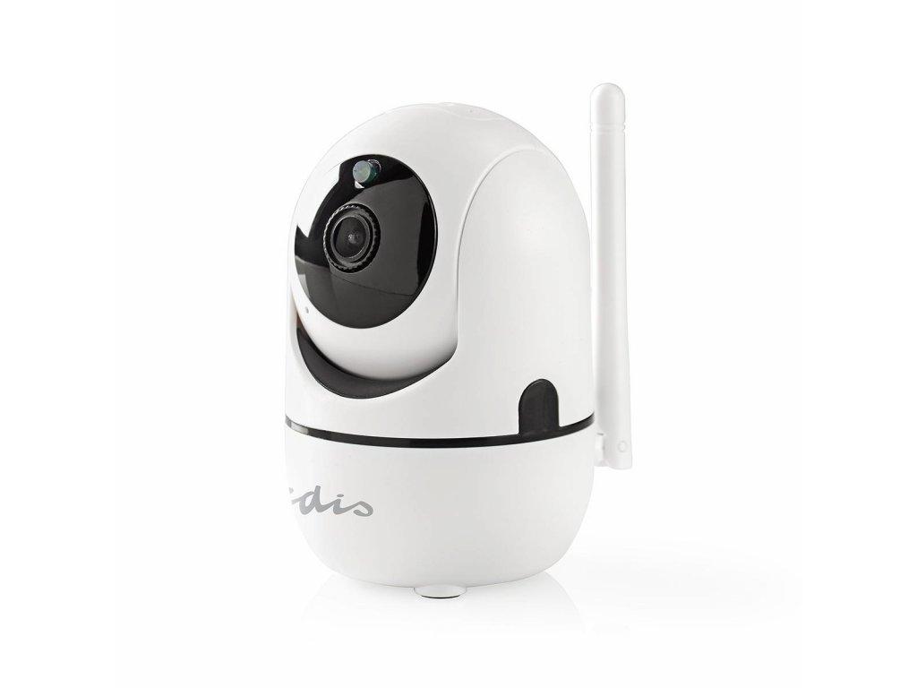 Nedis IPCMPT20CWT HD IP kamera s náklonem a natočením 1920×1080, automatické sledování pohybu