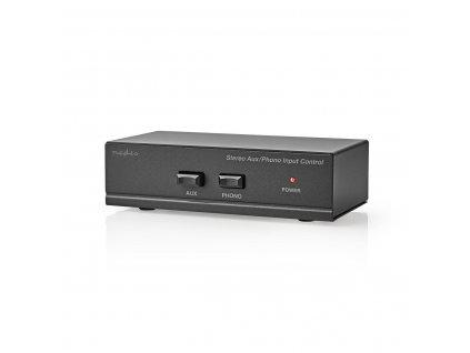 Nedis AAMP2402BK předzesilovač MM pro gramofon